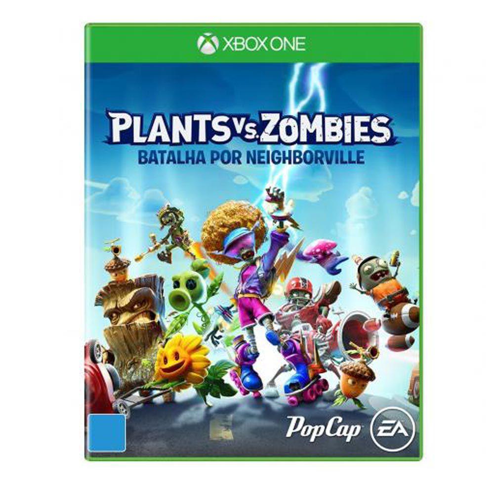 Plants vs. Zombies: Batalha por Neighborville XBox One - D.Fìsico