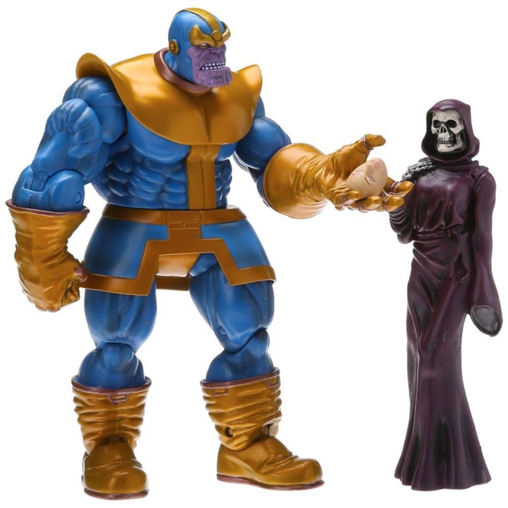 Thanos & Lady Death - Marvel Select - Diamond (Cód.78851911)