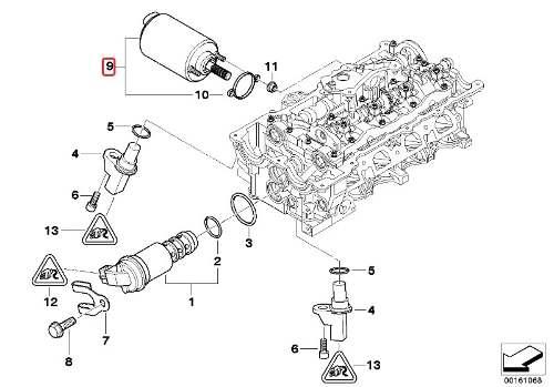 Motor Valvetronic BMW 320 318 de 2006 a 2011; 120 e 118 de 2005 a 2010; Z4 20i motor N46N