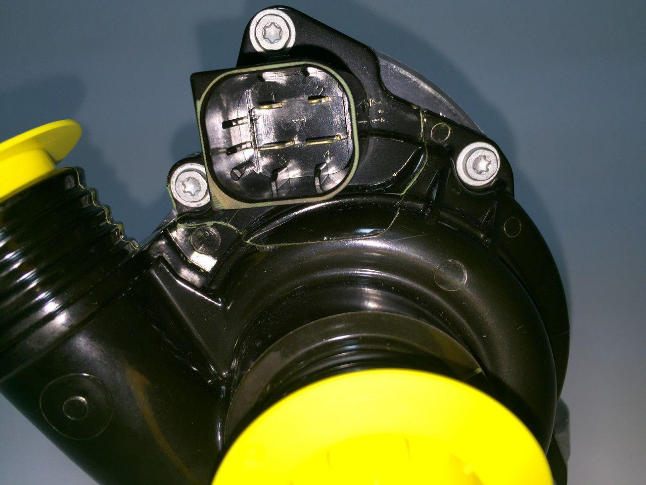 Bomba de água elétrica BMW 335 135 2006 a 2011 X5 35i 2009 a 2013 X6 2007 a 2014