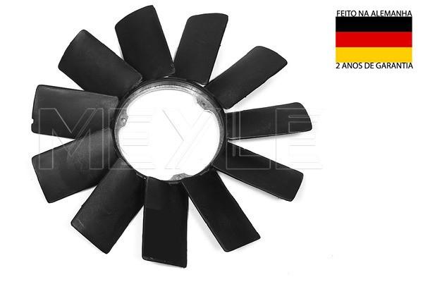 Hélice radiador BMW 325 328 330 323 320 1991 a 2005; X3 2003 a 2006; 525 528 530 1990 a 2006; X5 3.0 2000 a 2003; Z3 28i 1996 a 2002; Z4 2.2 2.5 e 3.0 2002 a 2006; M3 94/95 USA
