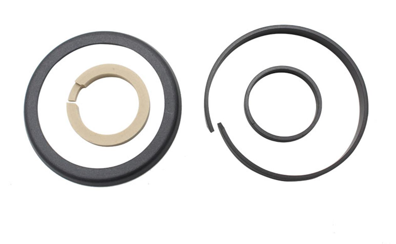 Kit de reparo do compressor da suspensão BMW X5 2007 a 2013; X6 2007 a 2014; Mercedes ML 2005 a 2011; GL 2006 a 2011; CL 2007 a 2014; S 2007 a 2013; Range Rover Sport 2006 a 2013