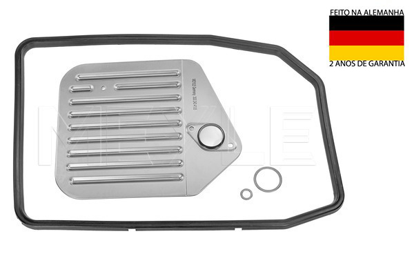 Kit troca de óleo do câmbio BMW 325 318 525 1991 a 1995 Etiqueta preta ZF 5HP18