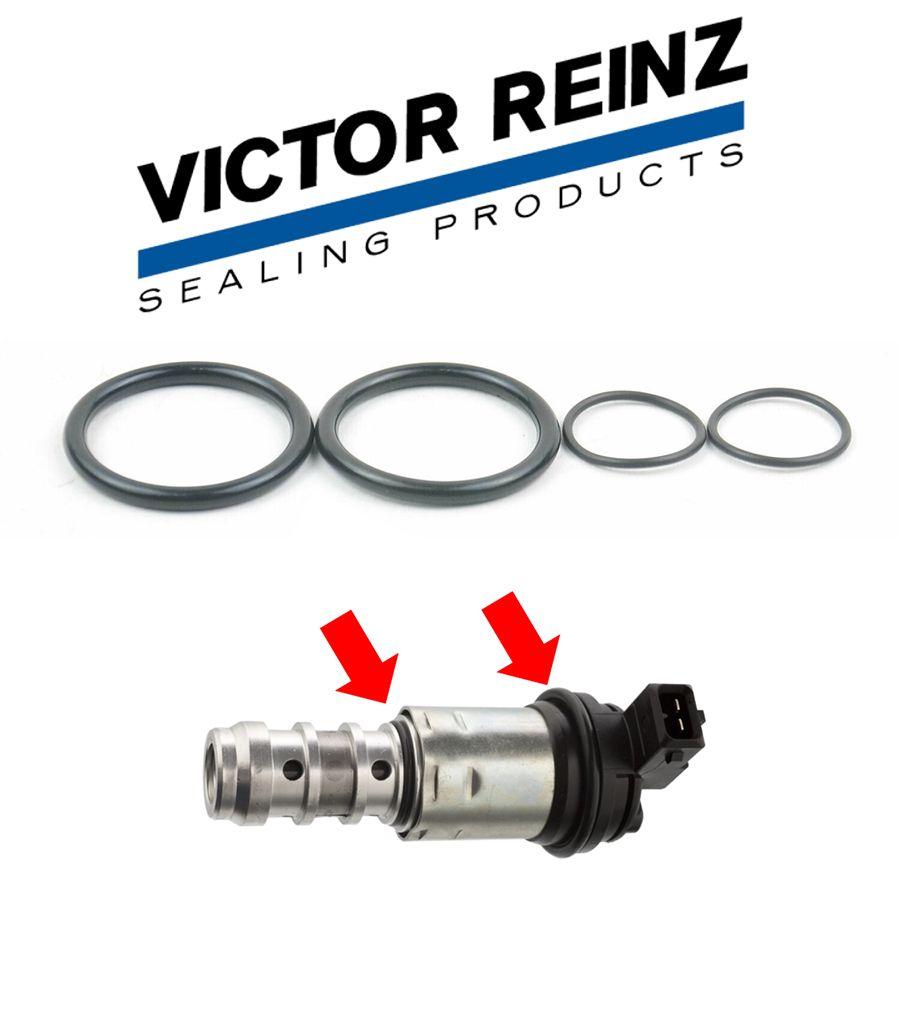 O-ring solenóide Vanos BMW 320 318 2006 a 2012; 120 118 2005 a 2011; X1 18i 2008 a 2015; X1 20i 2008 a 2013; Z4 2.0 06/08;X5 4.4 4.8 04/10; 550 545 540 03/09; Motores N46 N62