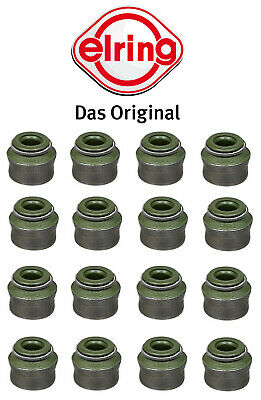 Retentor de válvulas BMW 318 1993 a 1999; Z3 1.9 1996 a 2002; Motor M42 e M44; Mercedes C180 C200 C230 CGI K 2003 a 2014