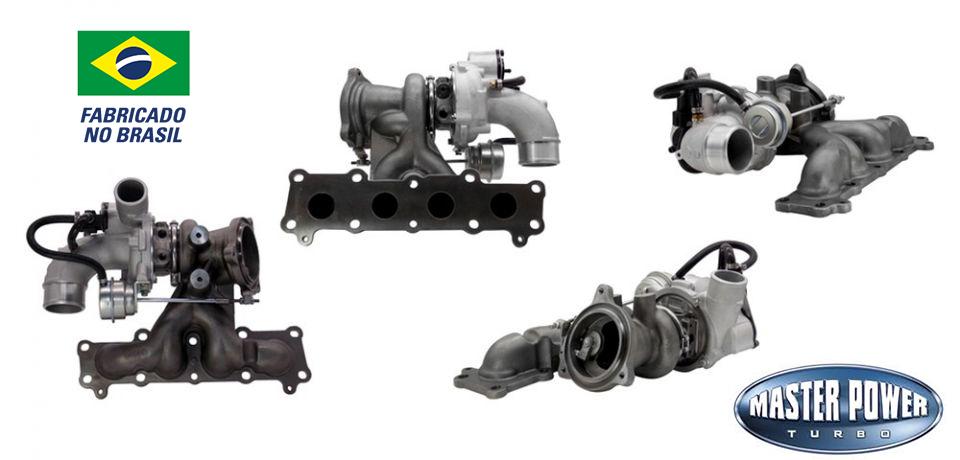 Turbina Evoque 2.0 Gasolina 2012 a 2016; Discovery Sport 2.0 Gasolina 2014 a 2017; Volvo XC60 2.0 Gasolina 2012 a 2017