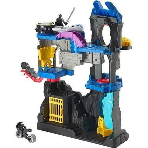Imaginext Batman - Batcaverna Wayne Fmx63 Mattel Promocao