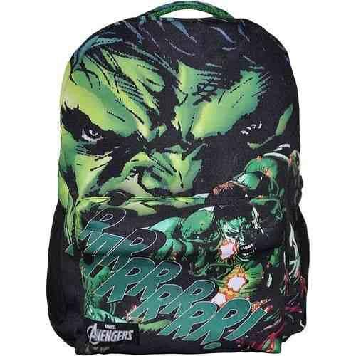 Mochila Teen Avengers Hulk T4 - 8075 - Xeryus