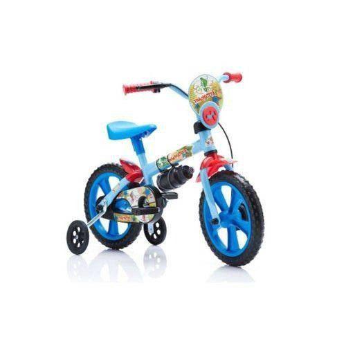 Bicicleta Infantil Aro 12 Trackcita - Tateti/Calesita