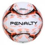 Bola de Futsal Penalty Rx R1 100 IX - Branco+Laranja