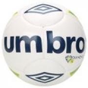 Bola Futebol Umbro Diamond S Futsal - Branco+Azul