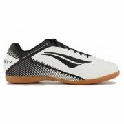 Chuteira Penalty Futsal Era VIII Branco/Preto