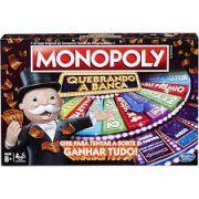 Monopoly Quebrando a Banca - Hasbro