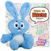 Pelúcia Coelho Sansão 43 cm Turma da Monica Baby Brink 1024