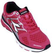 Tenis Diadora New Stratus Running Feminino Pink