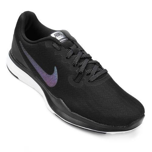 Tenis Nike In Season Tr7 Mtlc Training Feminino
