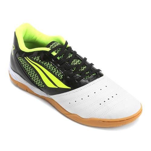 Tenis Penalty Max 400 Branco Futsal Chuteira Profissional