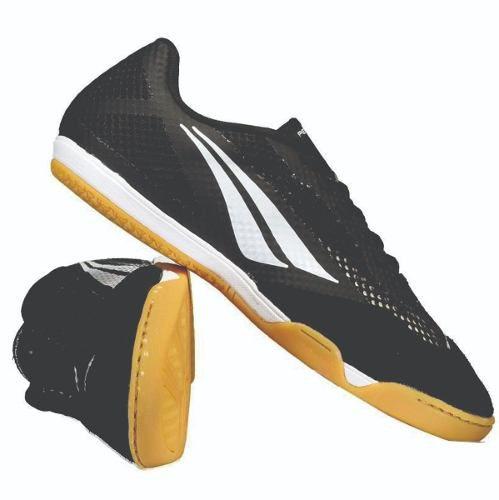 Tenis Penalty Max 500 Preto Futsal Chuteira Profissional