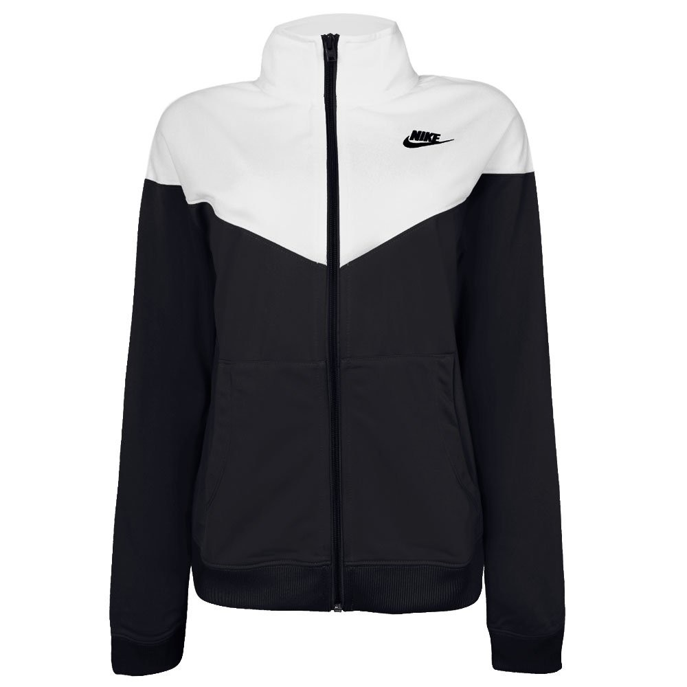 Agasalho Nike NSW TRK SUIT PK Feminino Preto