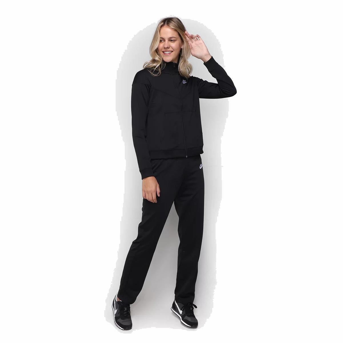 Agasalho Nike Sportswear Feminino Wmns Nsw Trk Suit Pk