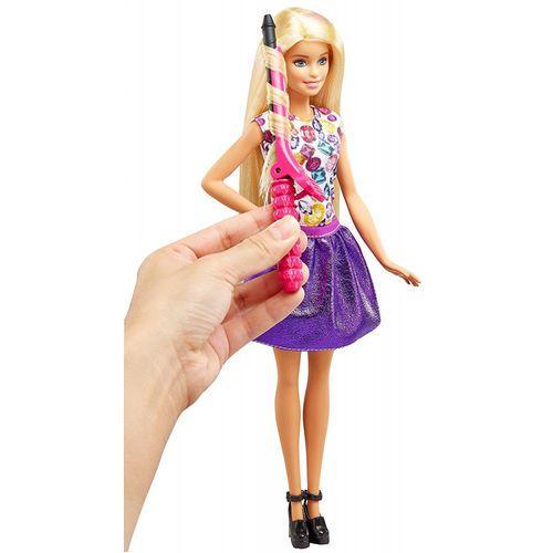 Barbie Fashion Ondas e Cachos - Mattel DWK49