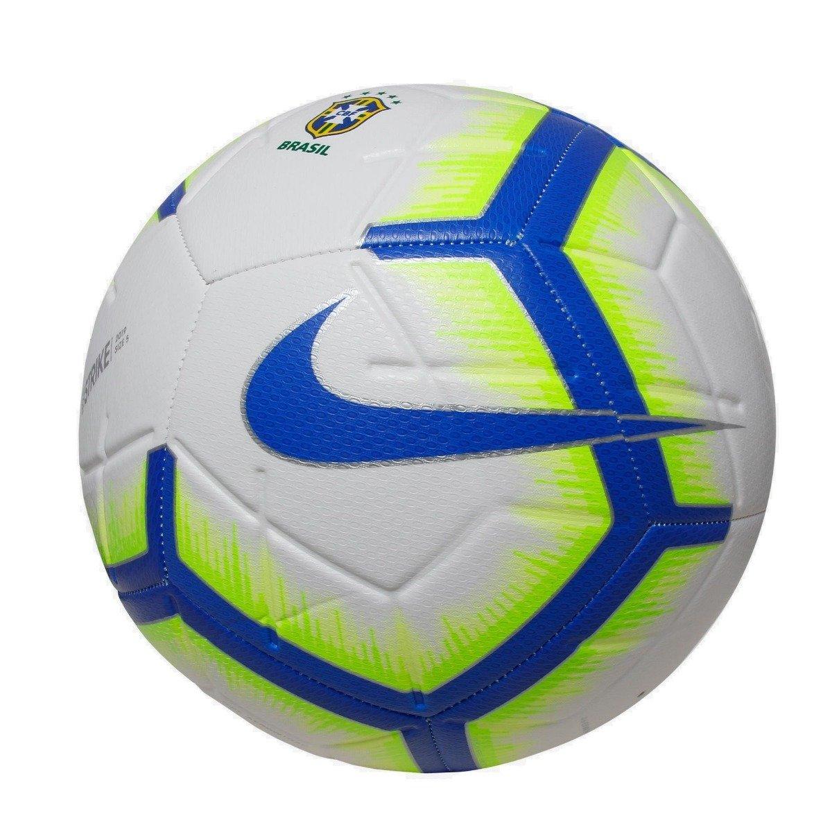 Bola Futebol Campo Nike Strike Campeonato Brasileiro 2019