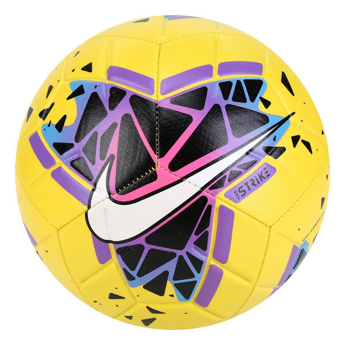 Bola Futebol Nike Strike Amarela