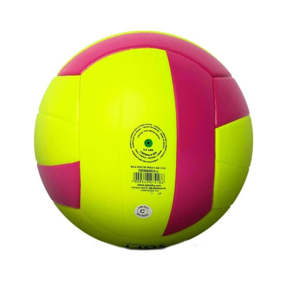 Bola Volei de Praia Penalty X Super Soft