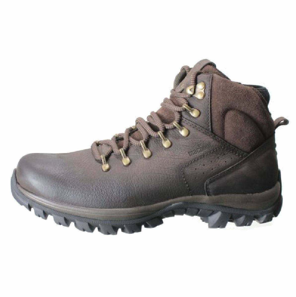 Bota Adventure Macboot Cobalto 02 Kraho Couro Cafe