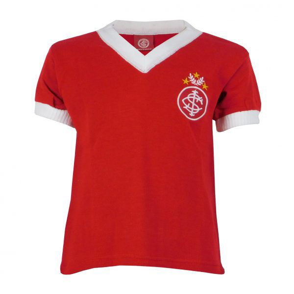Camisa Inter Retro Infantil Licenciado Oldoni Int408