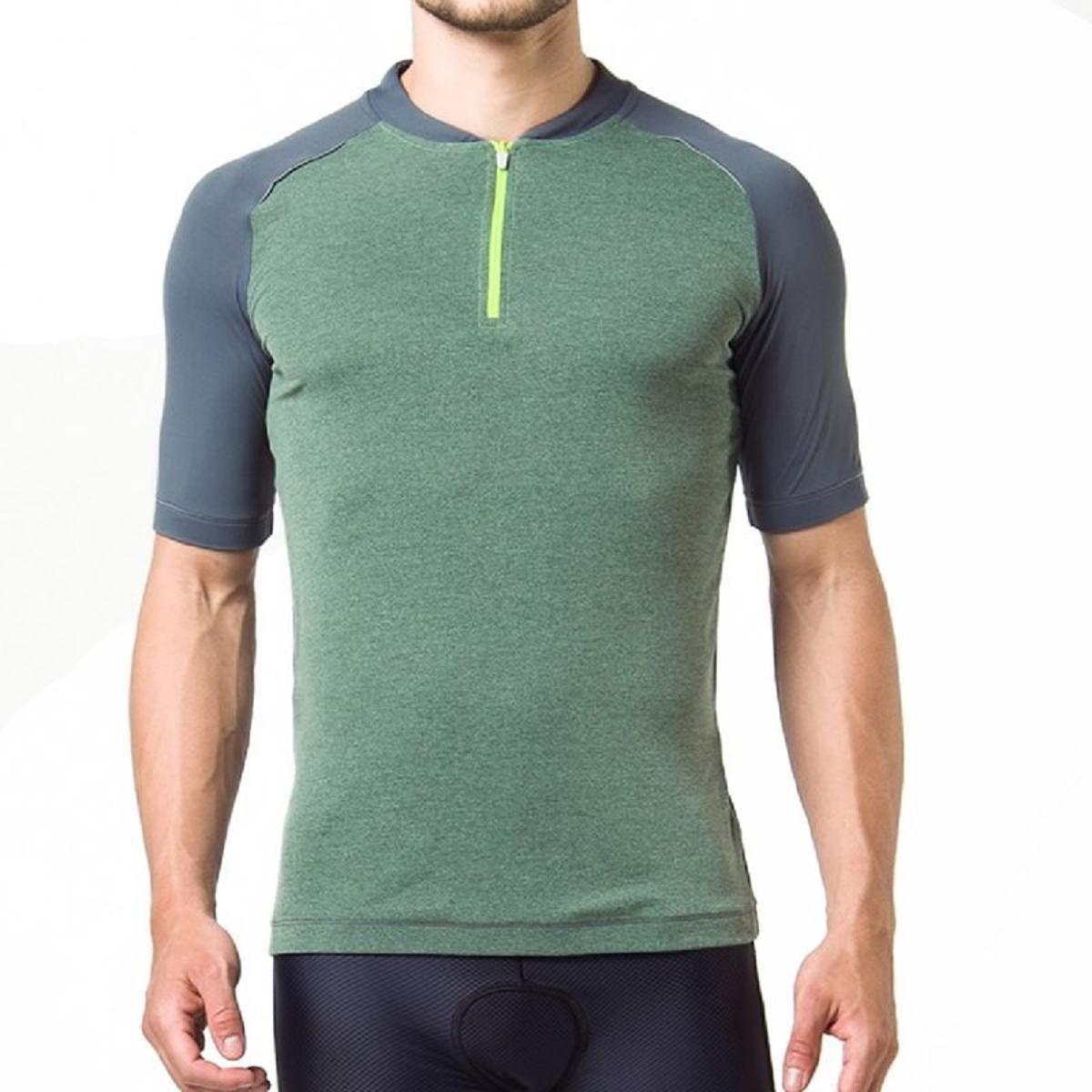 Camiseta Ciclismo Fila Bike Race Masculina