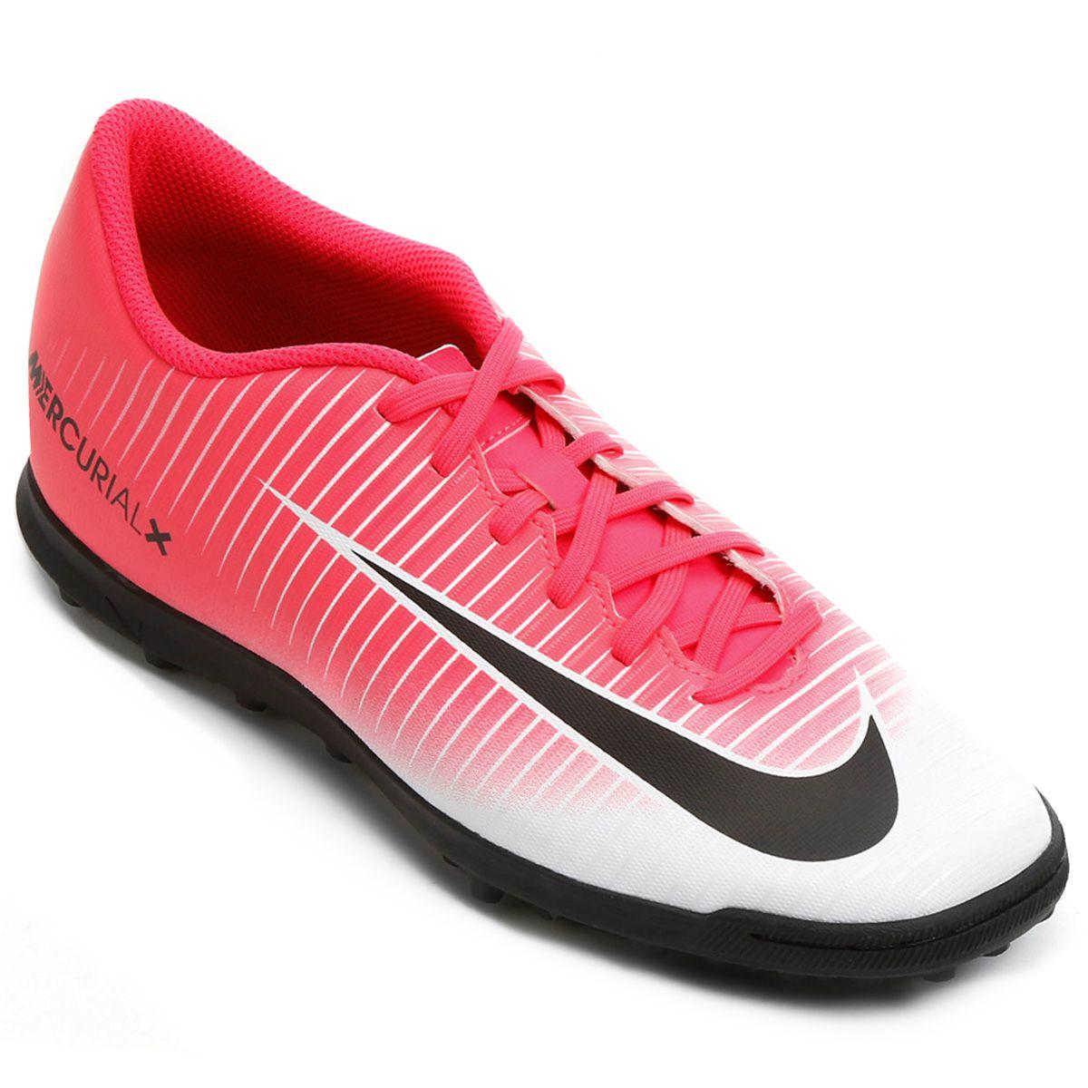 Chuteira Nike Mercurial X Vortex Iii Tf Society 831971601