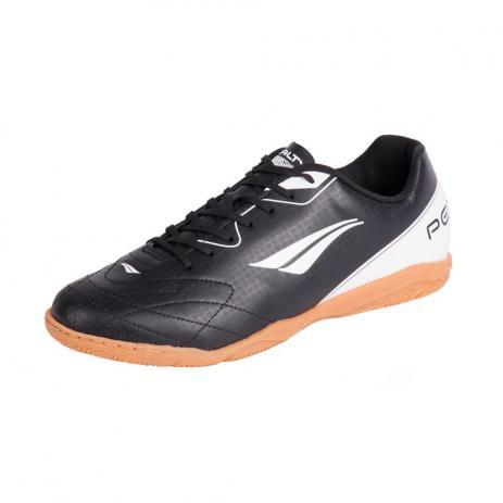 Chuteira Penalty Futsal Matis VIII Preto/Branco