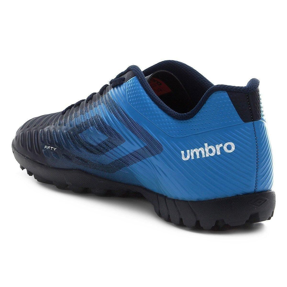 Chuteira Umbro Society Fifty Iii 3  Borracha