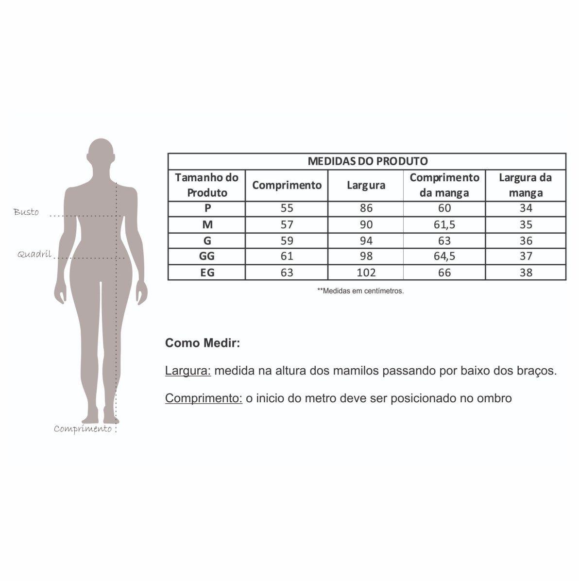 Jaqueta Gremio Tricolor Feminina Licenciado Oldoni G554