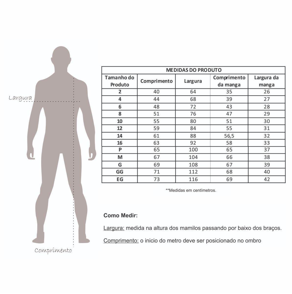 Jaqueta Internacional Masculina Licenciado Oldoni Int424