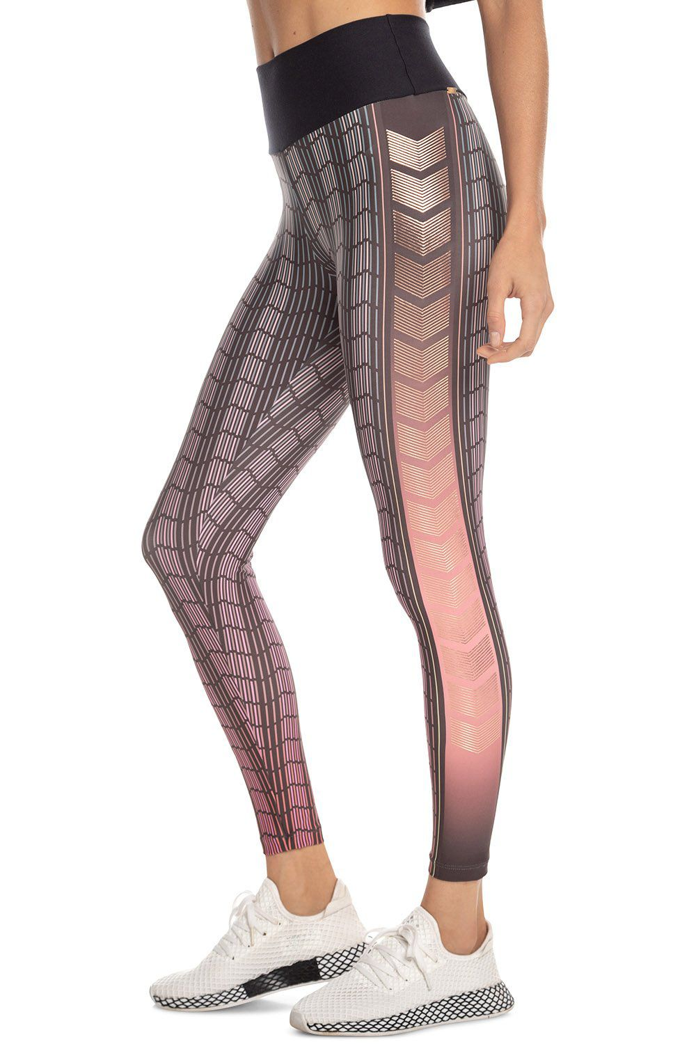 CALÇA LEGGING LIVE RUSH EFFECT