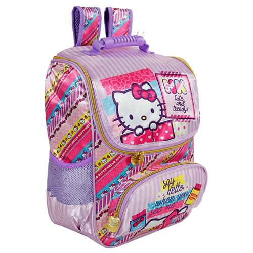 Mochila Hello Kitty Washi Pink