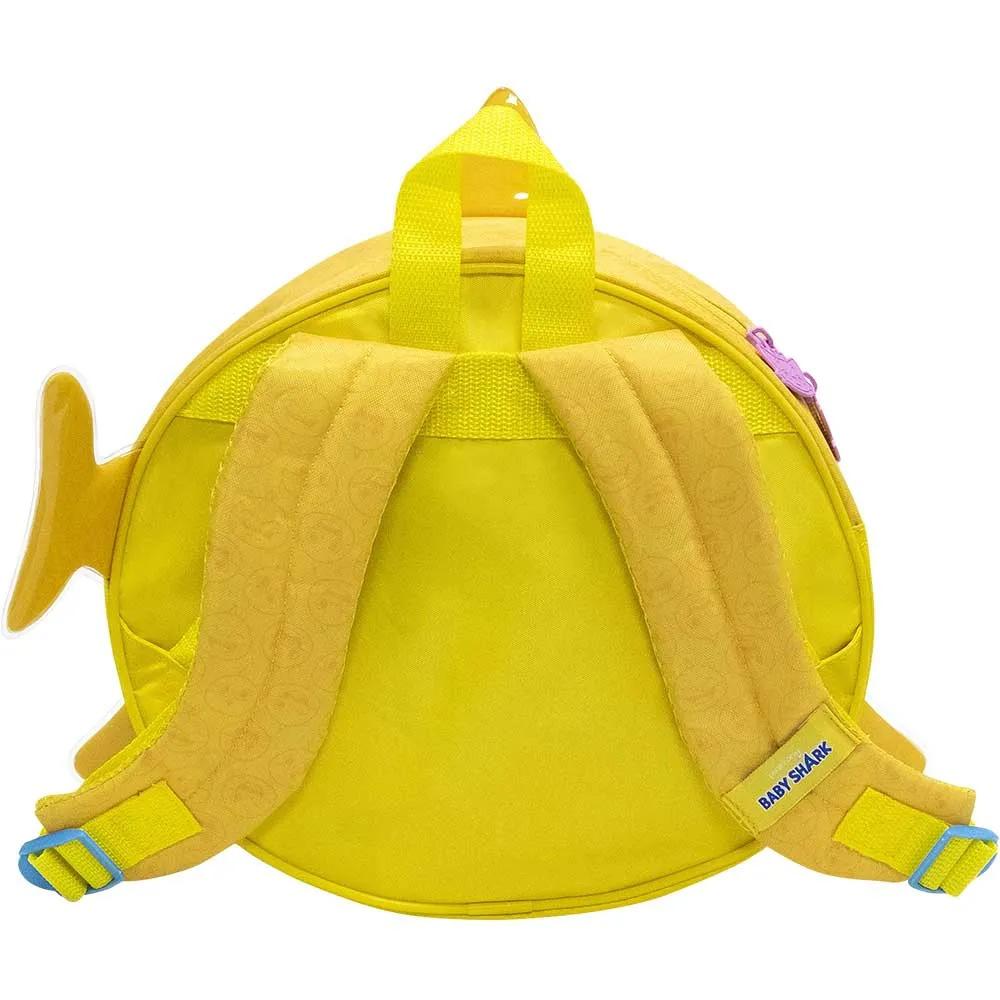 Mochila Infantil Baby Shark Xeryus 9048