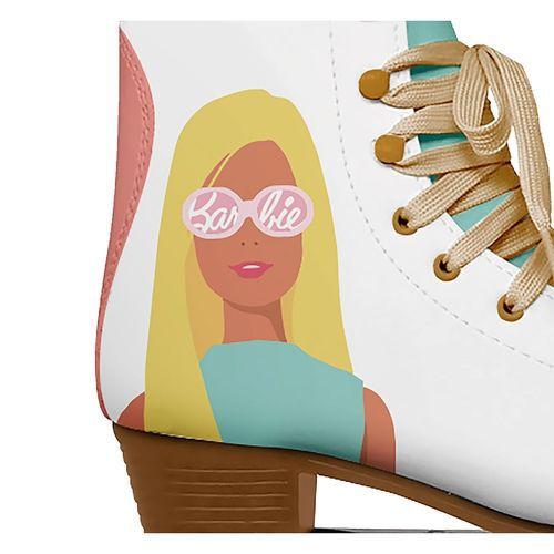 Patins Clássico Barbie 60 Anos - Fun 35/36