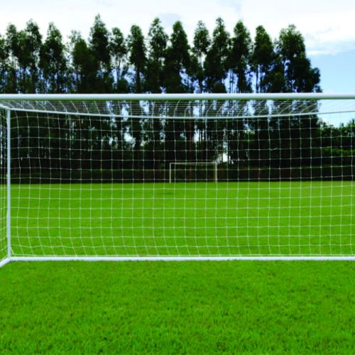 Rede Futebol Campo Standard Spitter Fio 2MM Polietileno