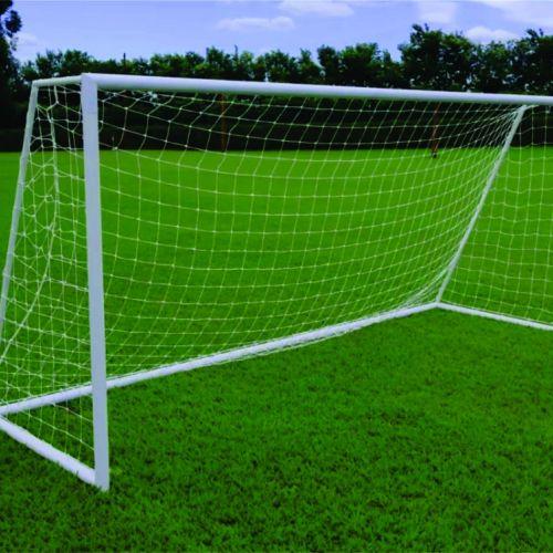 Rede Futebol Society Suiço Standart  Spitter 5M Fio 3MM Polipropileno