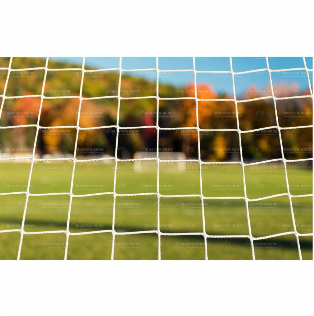 Rede Futebol Suiço Society Master Rede de 4M Fio 3MM Seda F4-L3