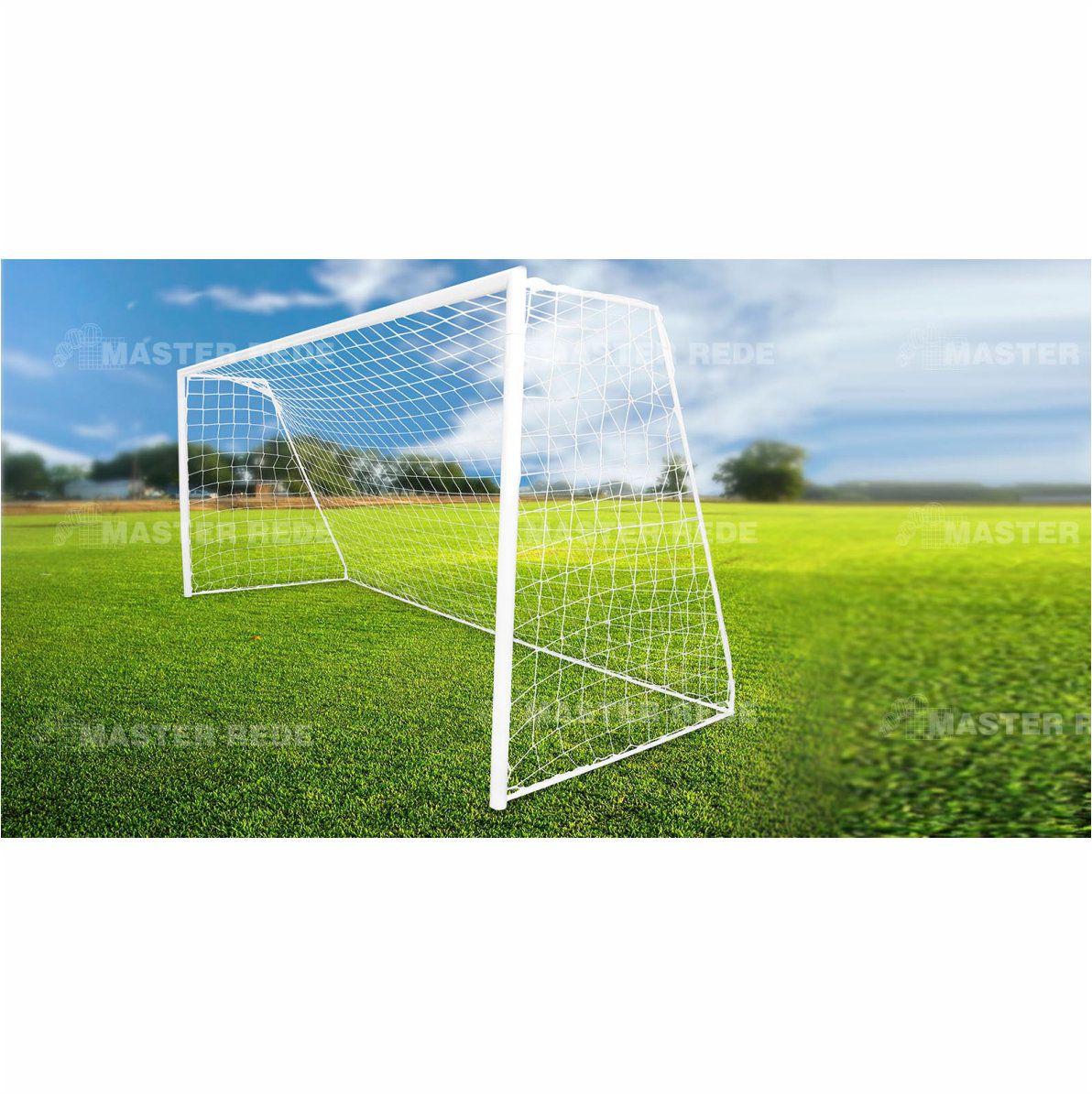 Rede Futebol Suiço Society Master Rede de 5M Fio 3MM Seda F5-L3
