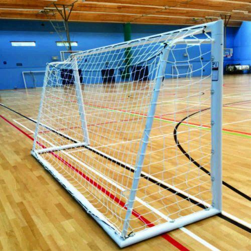 Rede Futebol Salão Futsal Standart  Spitter Fio 4MM Polietileno