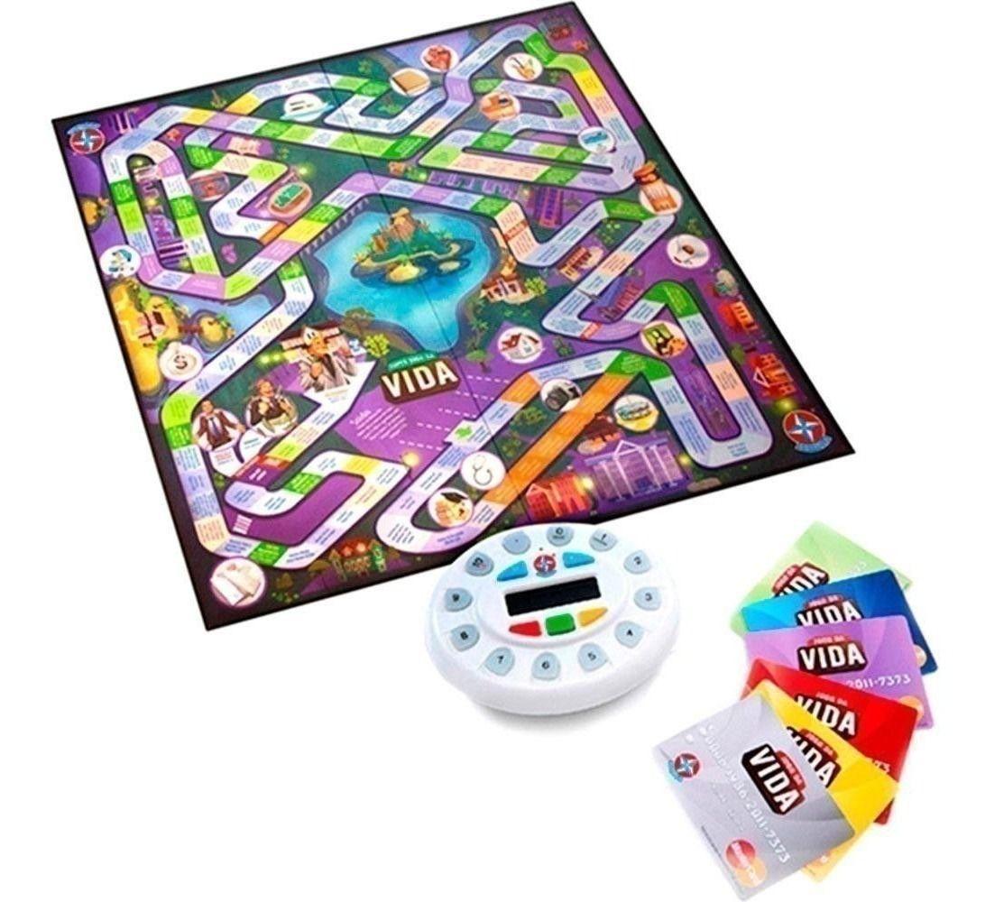 Super Jogo da Vida - Nova Edição com Cartão Estrela