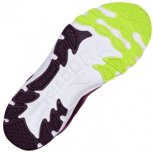 Tenis Diadora Fenix Running Feminino Roxo