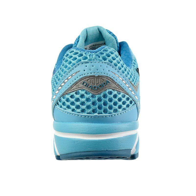 Tenis Diadora Fenix Skyblue Running Feminino Azul