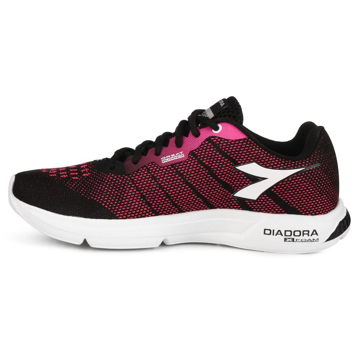 Tenis Diadora Great Training Feminino Rosa