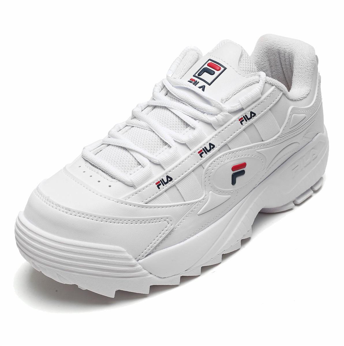 Tenis Fila D Formation Feminino Chunky Sneaker Livestyle